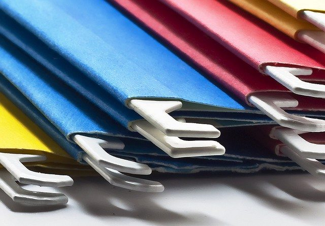 How to create a good filing system for your house