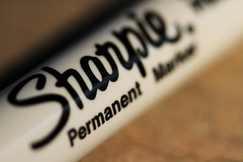 4 different ways to use a Sharpie around the house