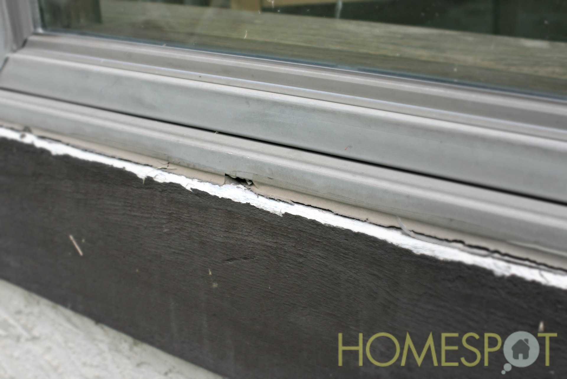 Inspect Exterior Seals Around The House Every Fall