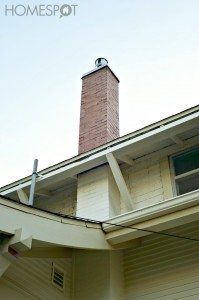 fireplace inspection and chimney sweep as a part of your fall home maintenance checklist