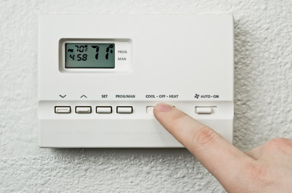 programmable thermostat for energy savings