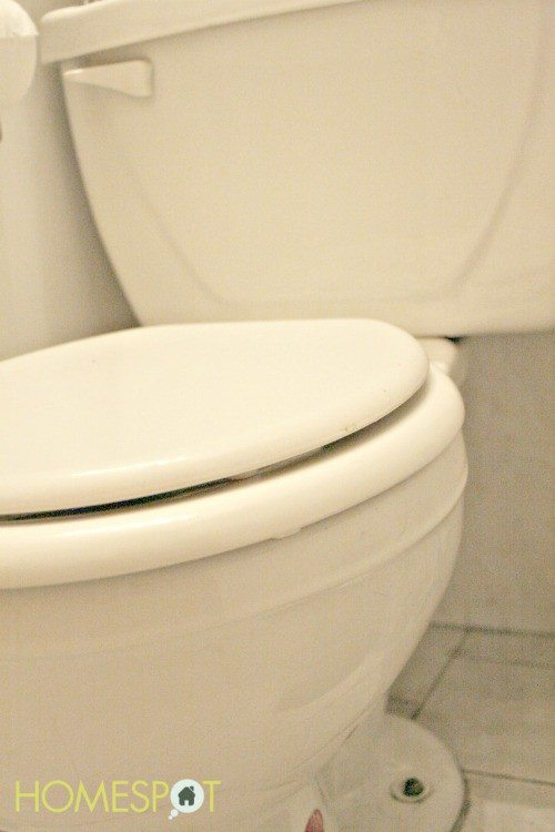 toilet maintenance and cleaning