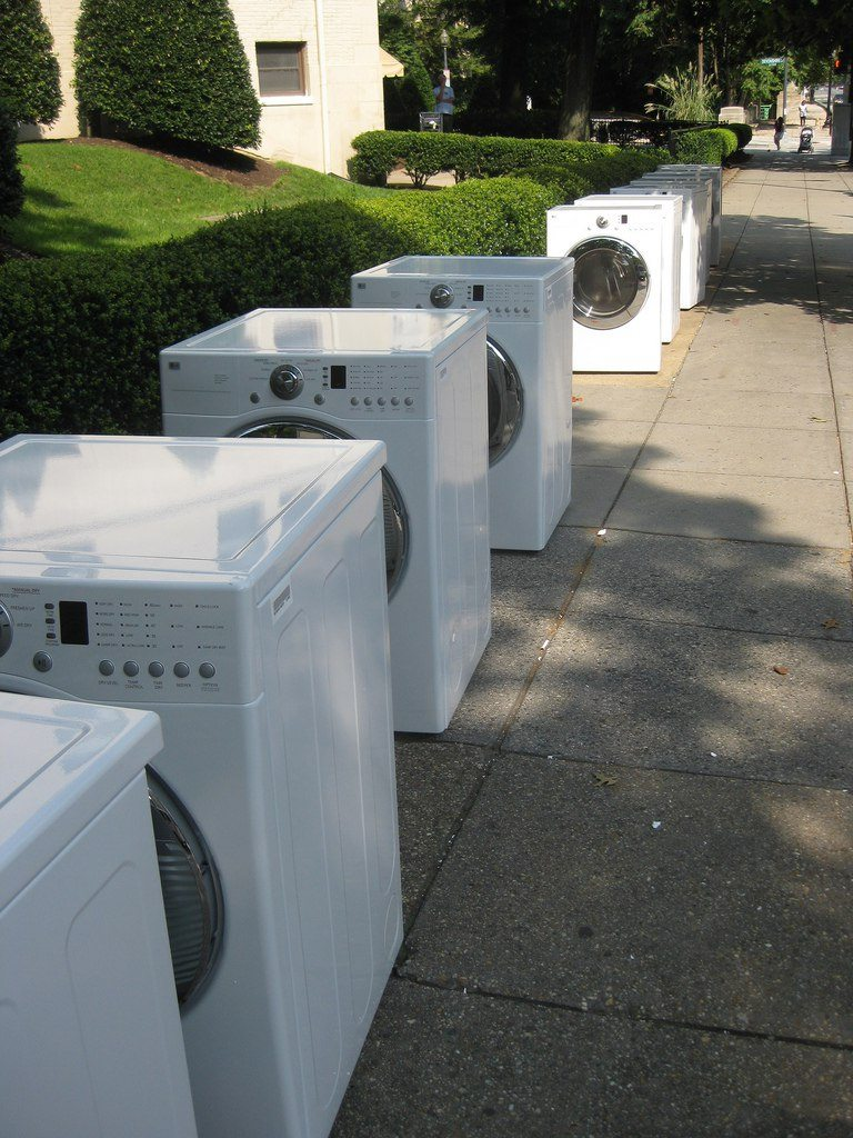 Buying a Washer-Dryer