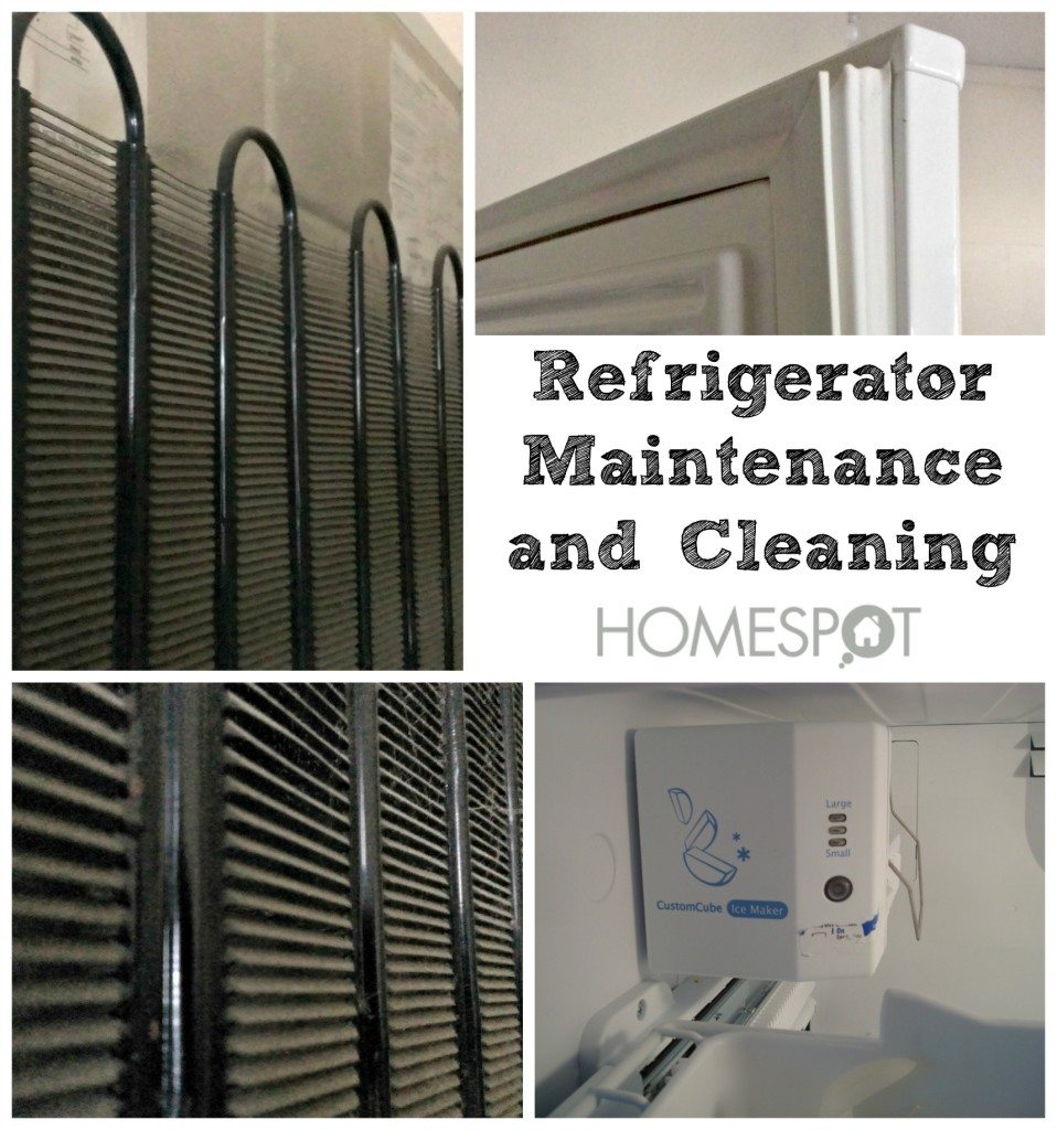 How to keep a refrigerator running well with routine maintenance