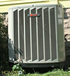 Air conditioner cleaning as a part of fall home maintenance checklist