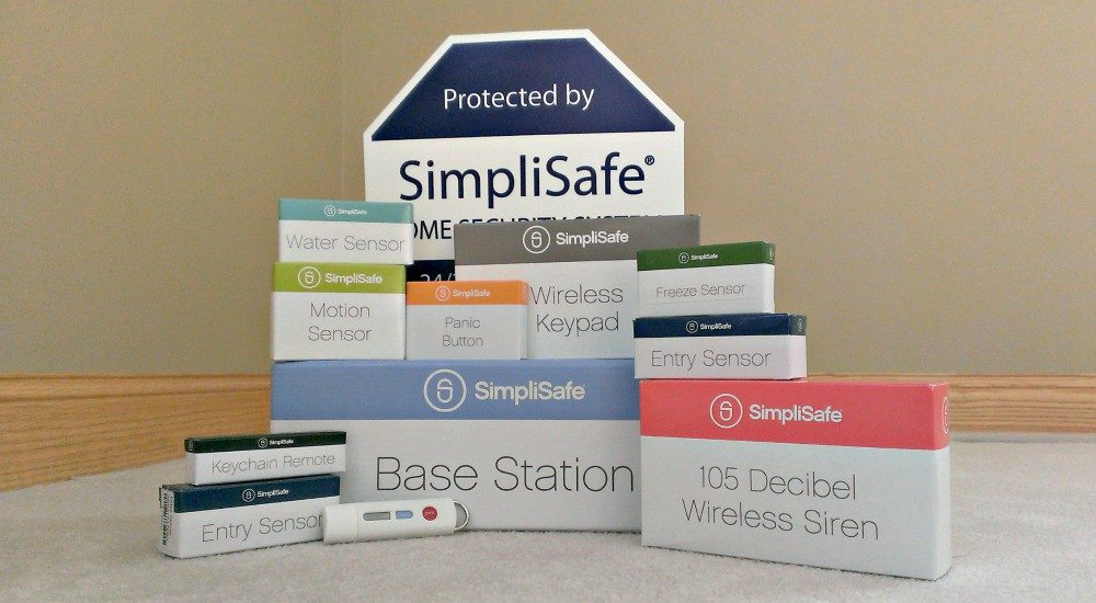Product Review: SimpliSafe Security System