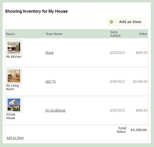 New Features: Home Inventory, Vendor List, and Multiple Properties