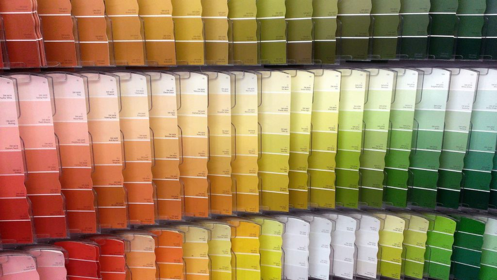 paint chip wall 1