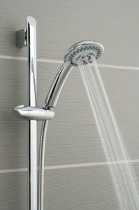 save water with right shower head