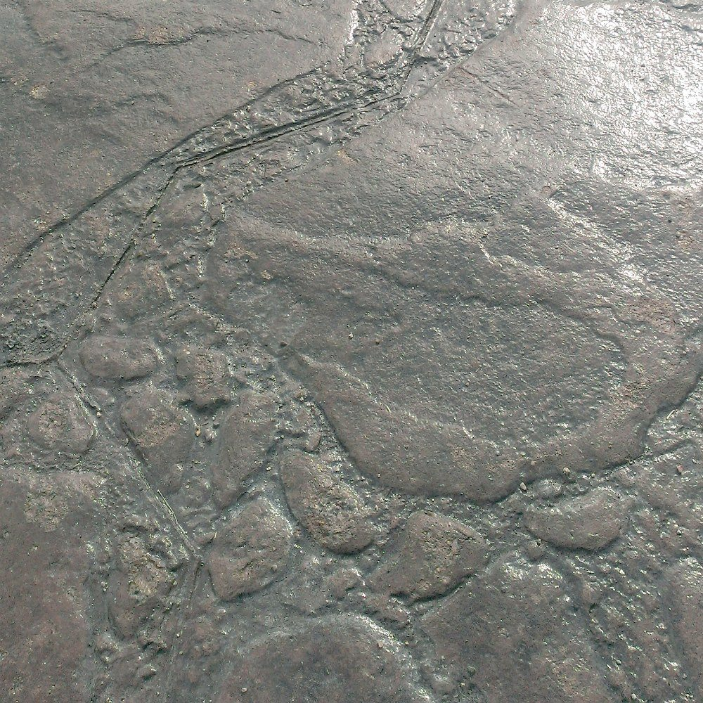 what is stamped concrete?