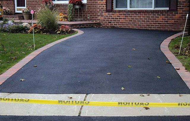 A Step-By-Step Guide To Repairing An Asphalt Driveway All By Yourself