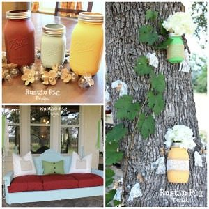 back porch upcycling projects