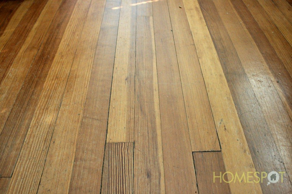 caring for old flooring