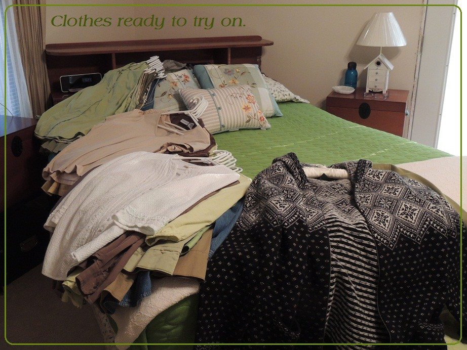 Purging Your Closet in Four Easy Steps