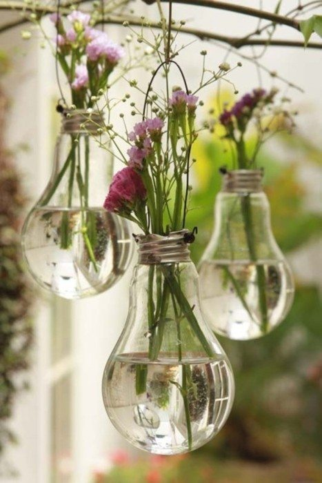 10 light bulb upcycling projects for inspiration