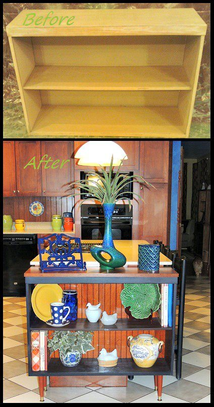 7-MCM-bookcase-Before-and-After