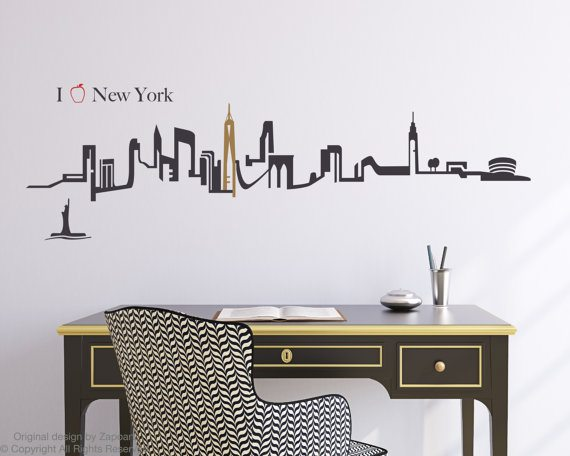 How to apply a wall graphic