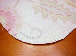 making of a decorative pillow slipcover 008 800