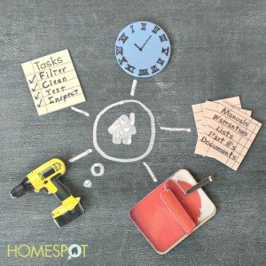 HomeSpot HQ Features Graphic