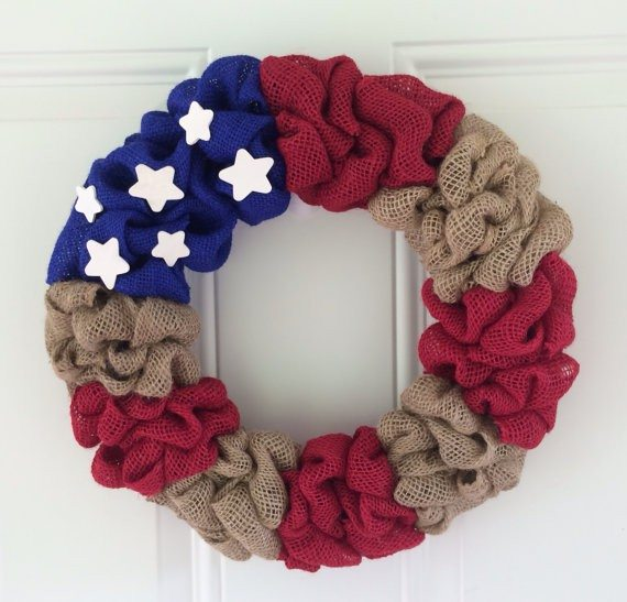 Monthly Roundup: Feeling Patriotic With Home Decor