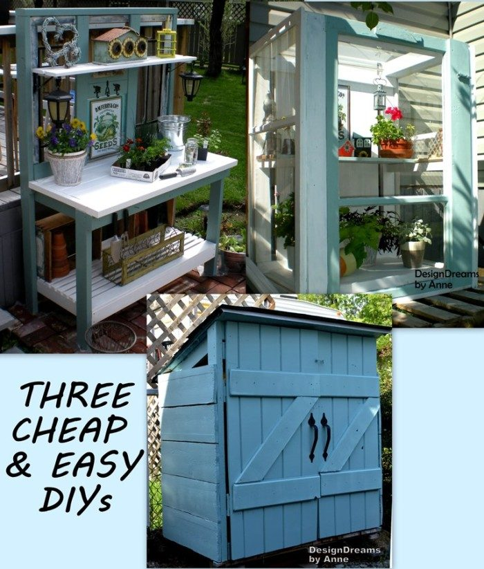 Cheap & Easy DIYs