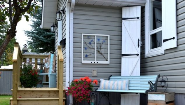 Refurbishing Your Old Wooden Porch