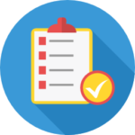 home maintenance checklists icon